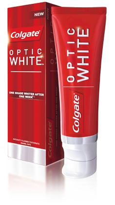 Colgate® Optic White™ Toothpaste