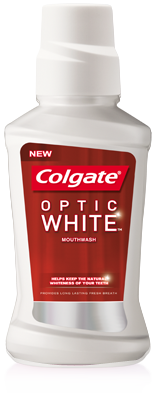 Colgate® Optic White™ Mouthwash